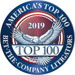 America's top 100 Litigator
